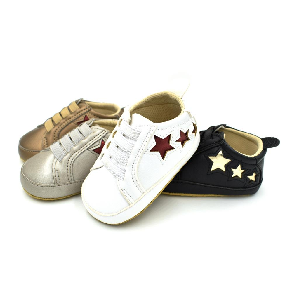 96580f555afa3 New Star PU Leather Baby Shoes Sport Sneakers Newborn Girls And Boys ...