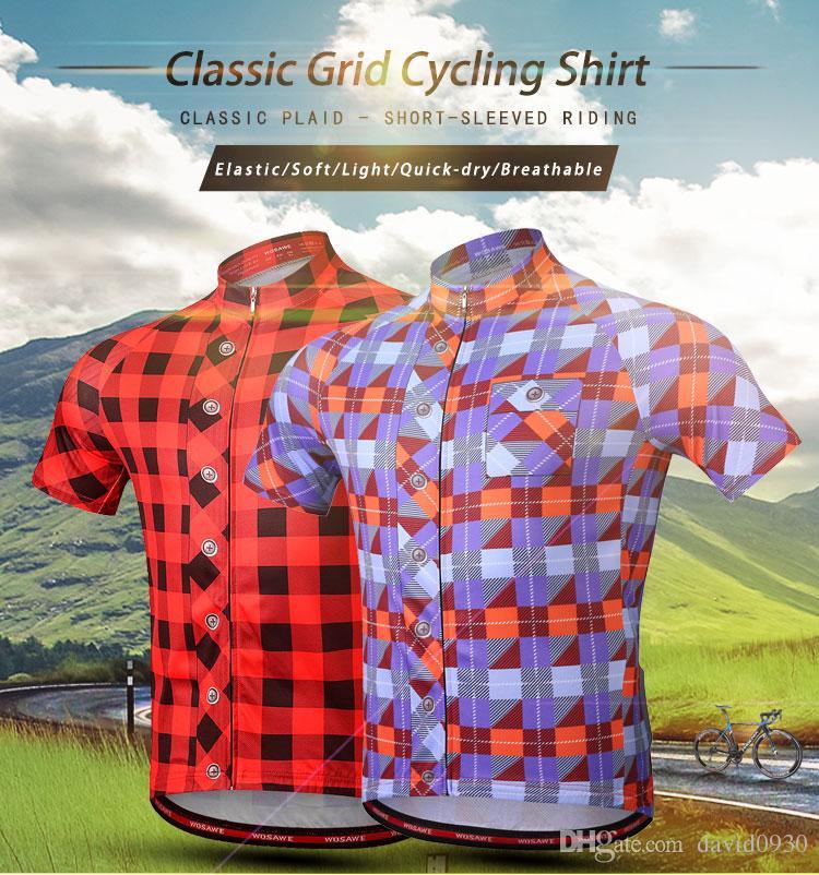f319bcf6c3 Nueva WOSAWE Ciclismo Jersey De Secado Rápido Transpirable Bicicleta De  Montaña Sin Mangas De Bicicletas Ropa De Carreras Camisa De Bicicleta  Cuesta Abajo ...