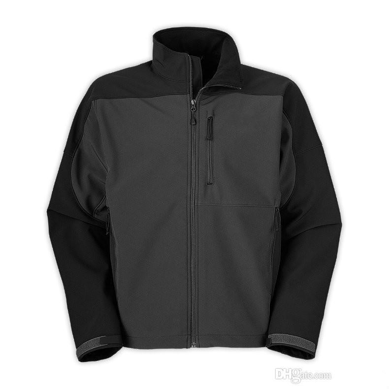 61e96d46125 2018 Hot Sale Mens Winter Fleece Apex Bionic Jackets Outdoor Windproof  Waterproof Casual SoftShell Warm Face Coats Ladies Kids S XXL Mens Jacket  Style Men ...