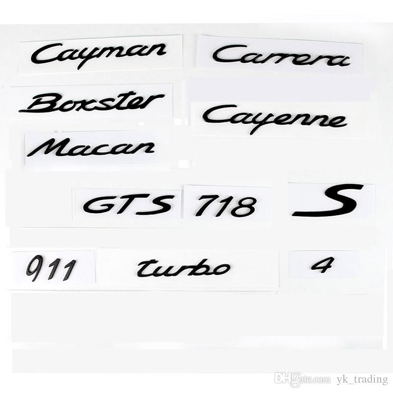 2019 porsche panamera boxster cayman cayenne macan 911