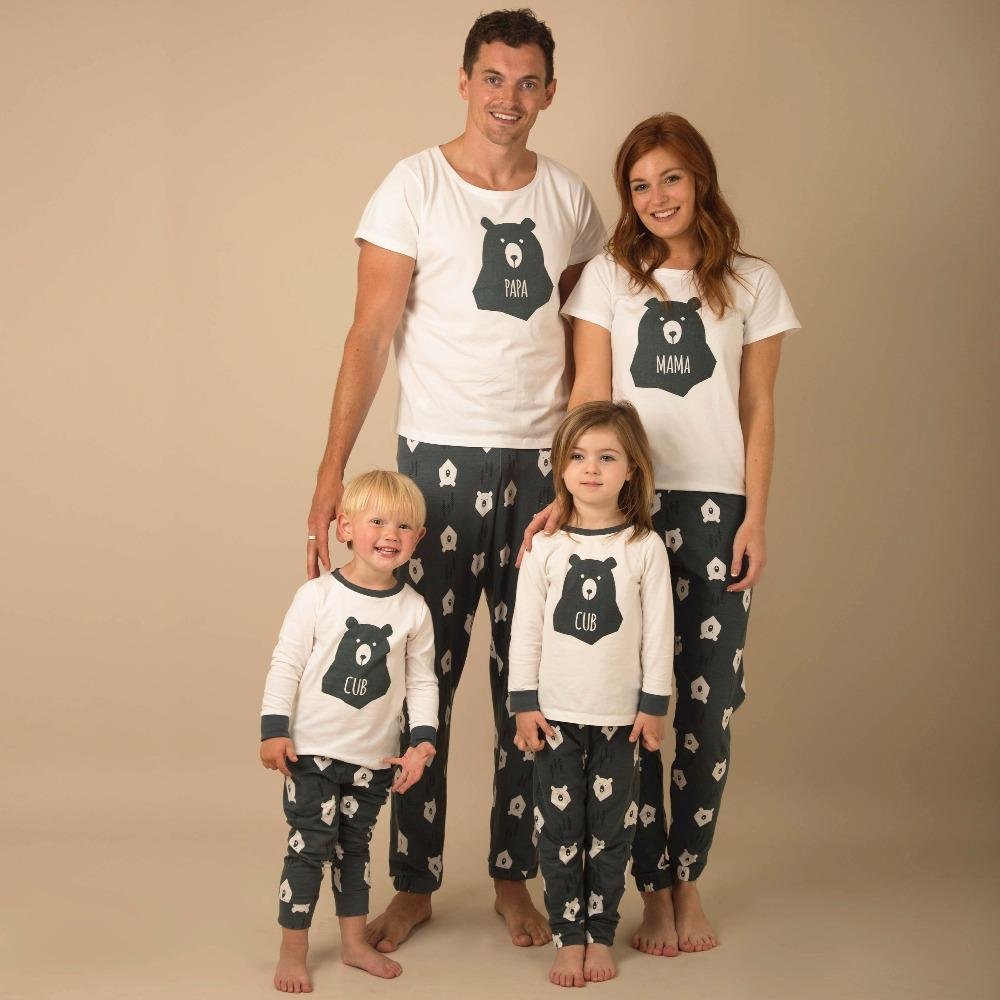 Mvupp Family Matching Outfits T Shirt Love Big Little Man Daddy Mommy And Baby Son