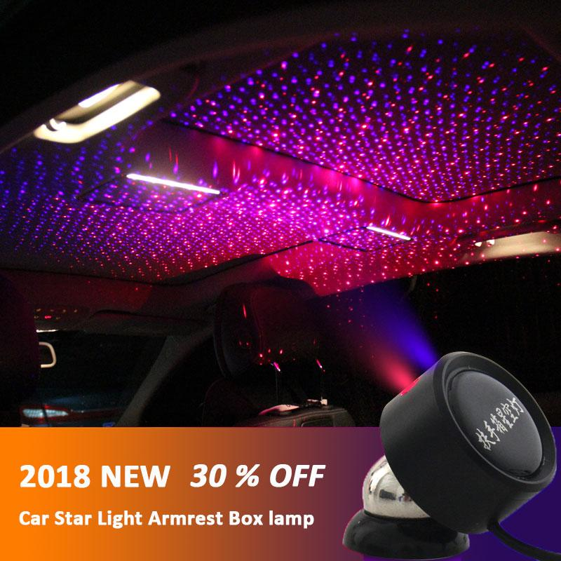 2019 LED Car Roof Star Night Lights Projector Universal Ceiling Decoration Light Interior Ambient Atmosphere Galaxy L& From Ayintian $83.01 | DHgate.Com & 2019 LED Car Roof Star Night Lights Projector Universal Ceiling ...