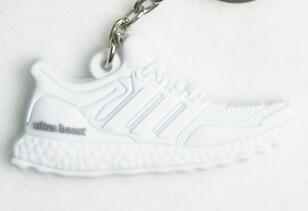 Carino Mini Car Portachiavi Uomo Ragazzi Portachiavi Regali Sneaker Shape Portachiavi Accessorio Scarpe sportive Portachiavi