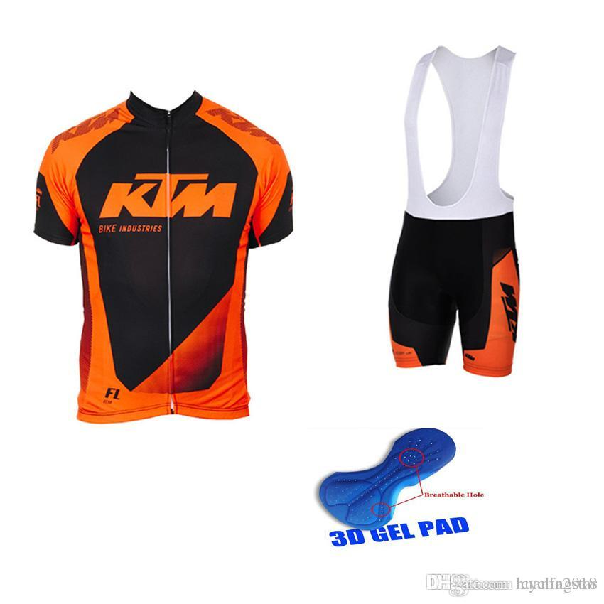 2017 KTM Bike Cycling Jersey Summer Mtb Cycling Clothing Bicycle Short  Sleeves Maillot Ropa Ciclismo Outdoor Sportswear Bike Clothes B2408  Mountain Bike ... 5136f7255