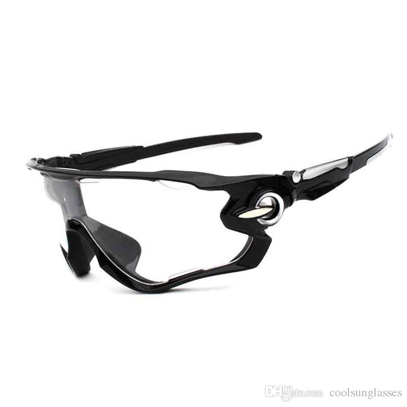0c788ccf9e2 Sports Sunglasses UV 400 Lens For Fishing Golfing Driving Running Eyewear  Brand 2018 Cycle Glasses Gafas De Sol Glasses Online Polarized Sunglasses  From ...