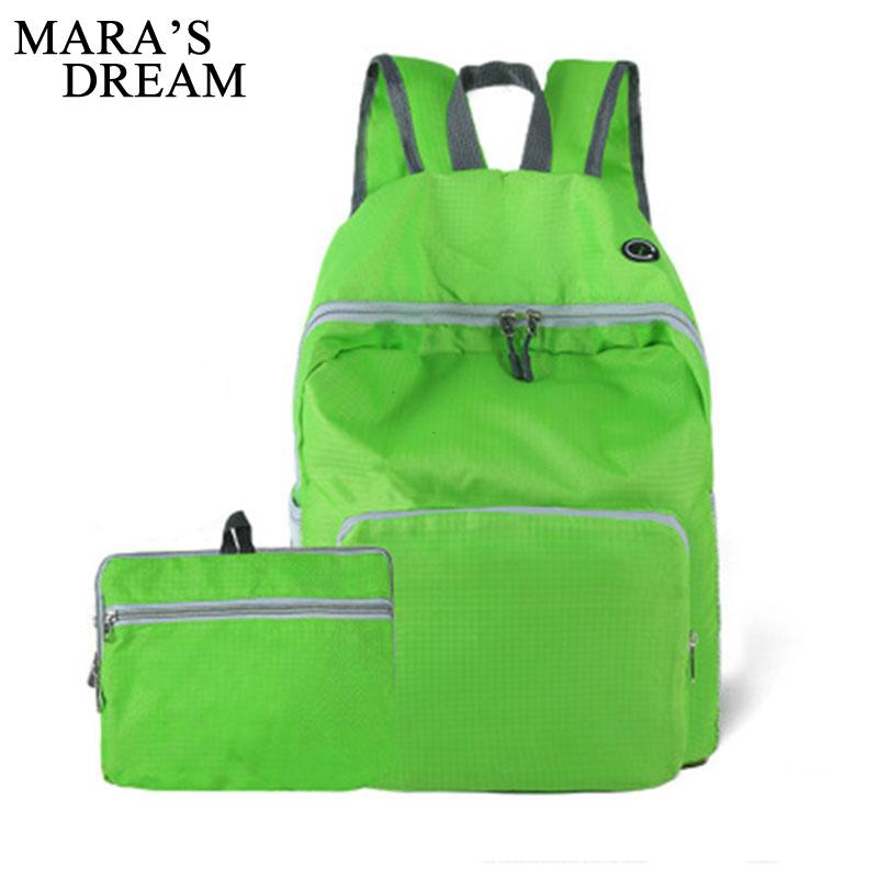 Mara S Dream Lightweight Foldable Waterproof Nylon Women Men Skin Pack  Backpack Travel Bag Rucksack Unisex Shoulder Straps Bag Girl Backpacks  Toddler ... d3a1aaf742