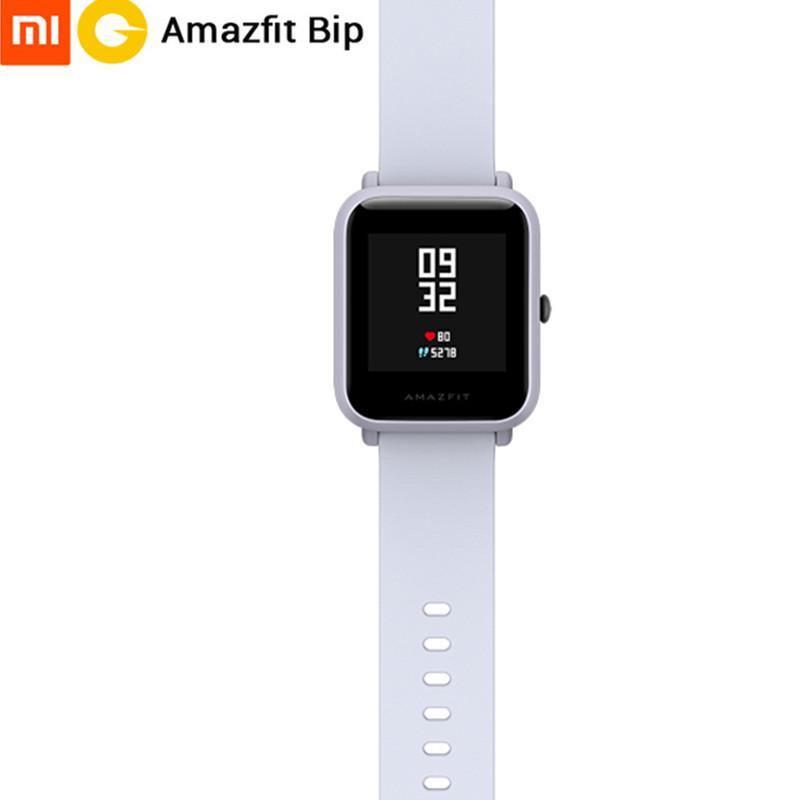 a44ce7043b1b Pulsera Inteligente Polar Versión En Inglés Xiaomi Amazfit Reloj Deportivo  Inteligente Huami Mi Fit Edición Para Jóvenes Bip BIT PACE Lite Compás GPS  A ...
