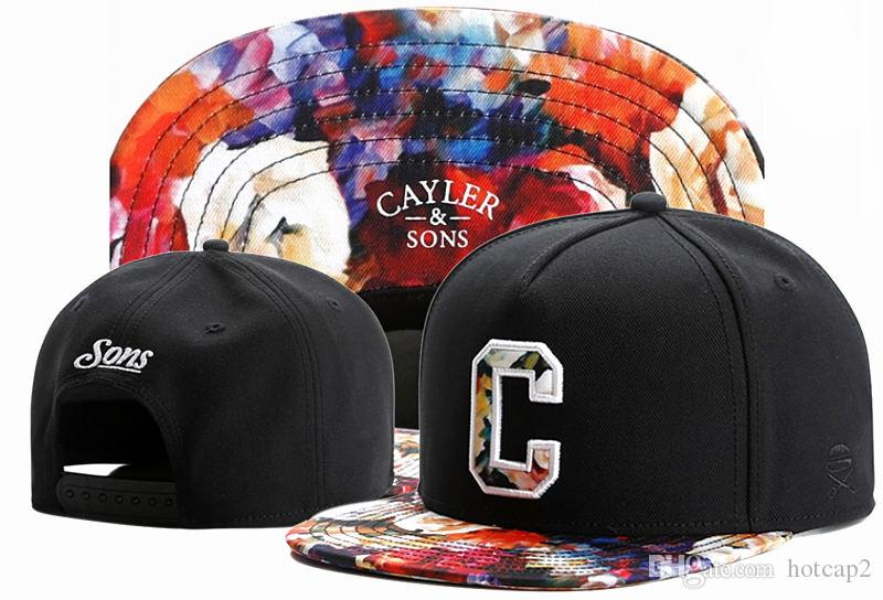 4a949181c4b New1 Cayler   Sons Baseball Caps Brooklyn Embroidery Hats Snapback Caps  Adjustable Dad Hats For Men Bones Snapbacks Gorras Cap Army Hats Custom Caps  From ...