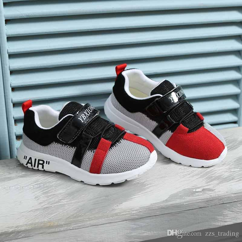 946783df5 New Children Shoes Boys Sneakers Girls Sport Shoes Child Leisure Trainers  Casual Breathable Kids Running Shoes Non Slip Light Hot Products Running  Shoes For ...