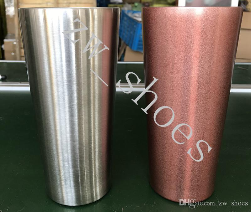 2019 Stainless Steel 30 Oz Straight Tumbler Double Wall