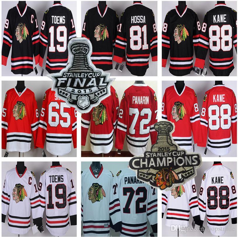 2b2954478 Chicago Blackhawks Premier Hockey Jerseys 2 Duncan Keith 19 Jonathan Toews  88 Patrick Kane 50 COREY CRAWFORD Winter Classic Champion Jersey Winter  Classic ...
