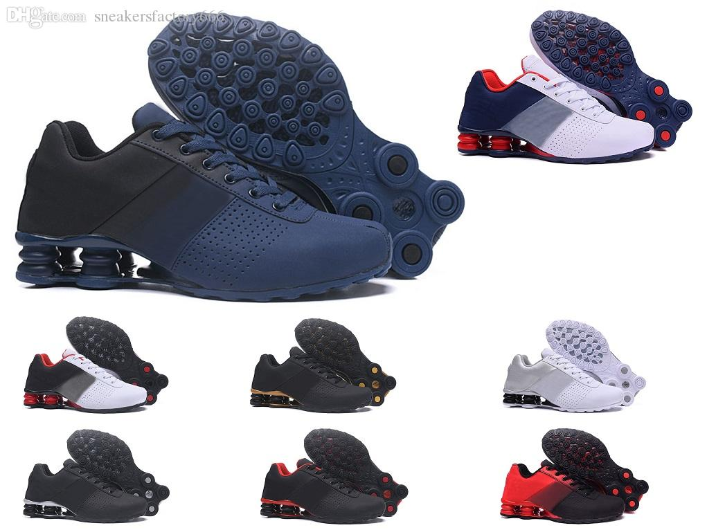Hot Sale Air Shox Deliver 809 Men Running Shoes Drop Shipping Famous ... 3ea494e5f