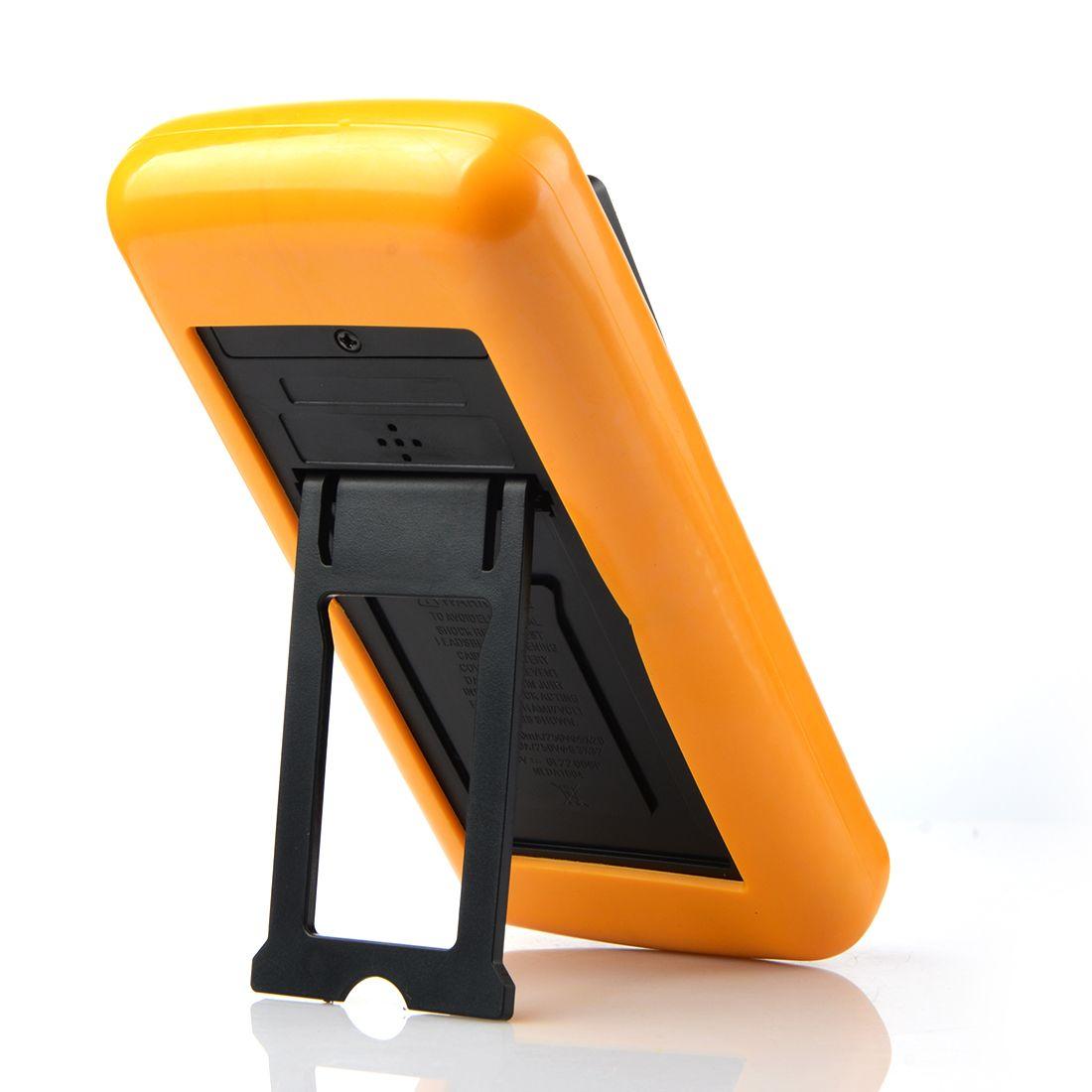 AC DC LCD Ekran Dijital Multimetre Profesyonel Elektrikli El Tester Metre Multimetro Ampermetre Voltmetre Multitester EXCEL DT9205A