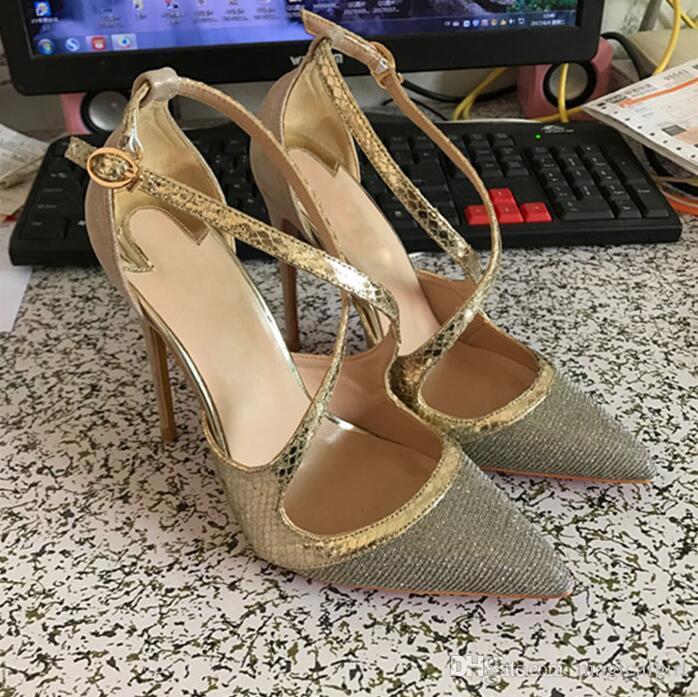 wholesaleand 2018 новый бренд мода женщины насосы пламени высокий каблук насосы обувь для женщин сексуальные высокие каблуки Бона