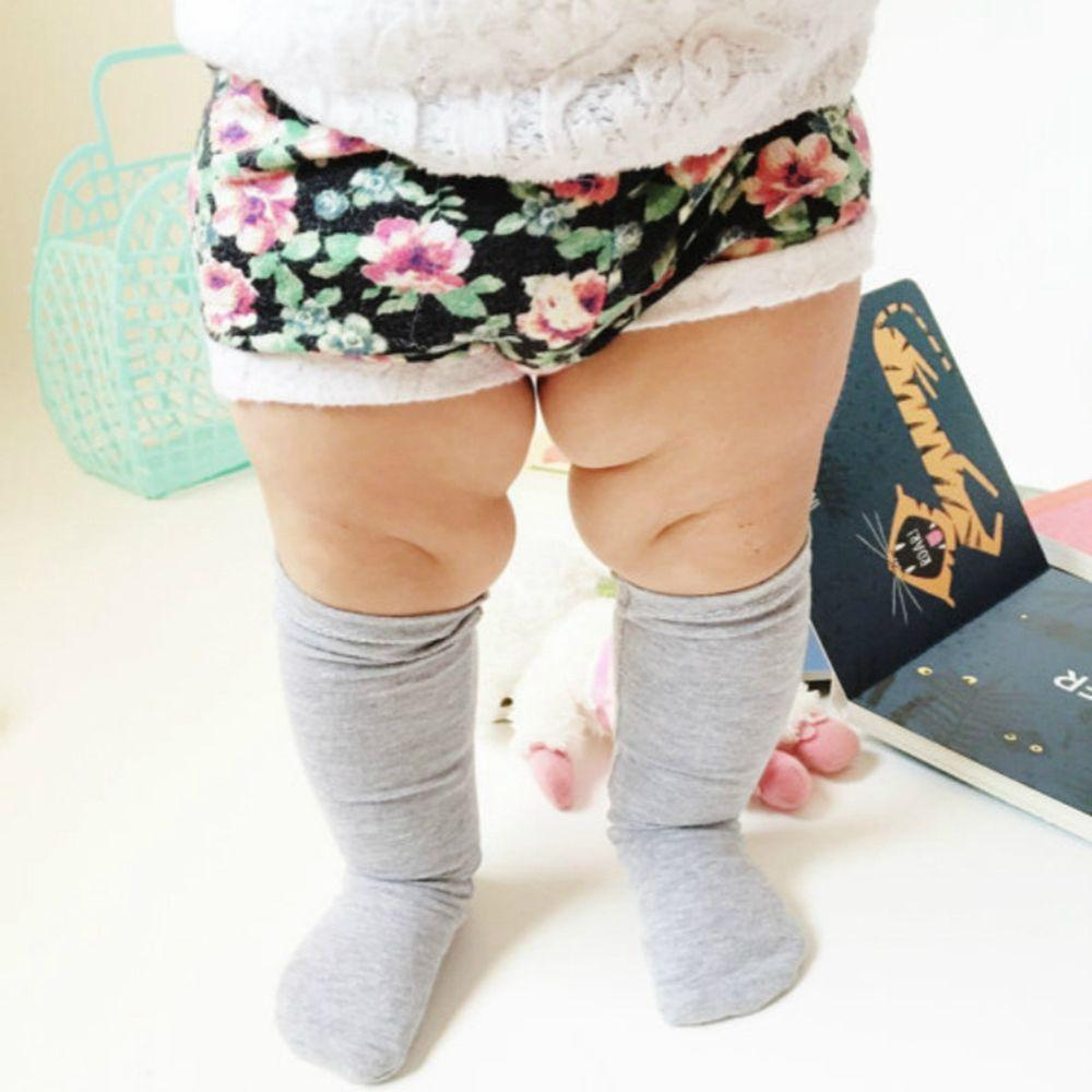 eaead0ccbc2 Baby Girls Knee High Socks Kids Children Cute Pantyhose Princess Leg  Warmers Girl Solid Cotton Long Tube Sock Awesome Socks For Sale Socks Guys  From ...