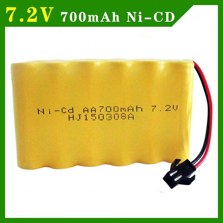 Rechargeable Batteries 72v Battery 700mah Ni Cd Aa Nicd Pack For RC Boat Model Car Electric Bike Buy