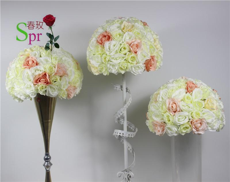 2018 Spr New!!! Wedding Artificial Flower Ball Wedding Table ...