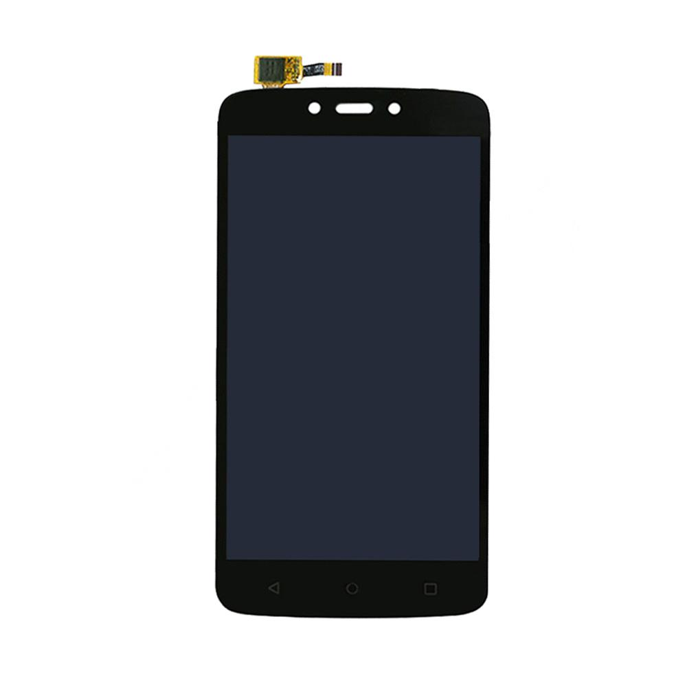 For Motorola Moto C Plus CPlus LCD Display Touch Screen Digitizer Panel Assembly Replacement Parts New