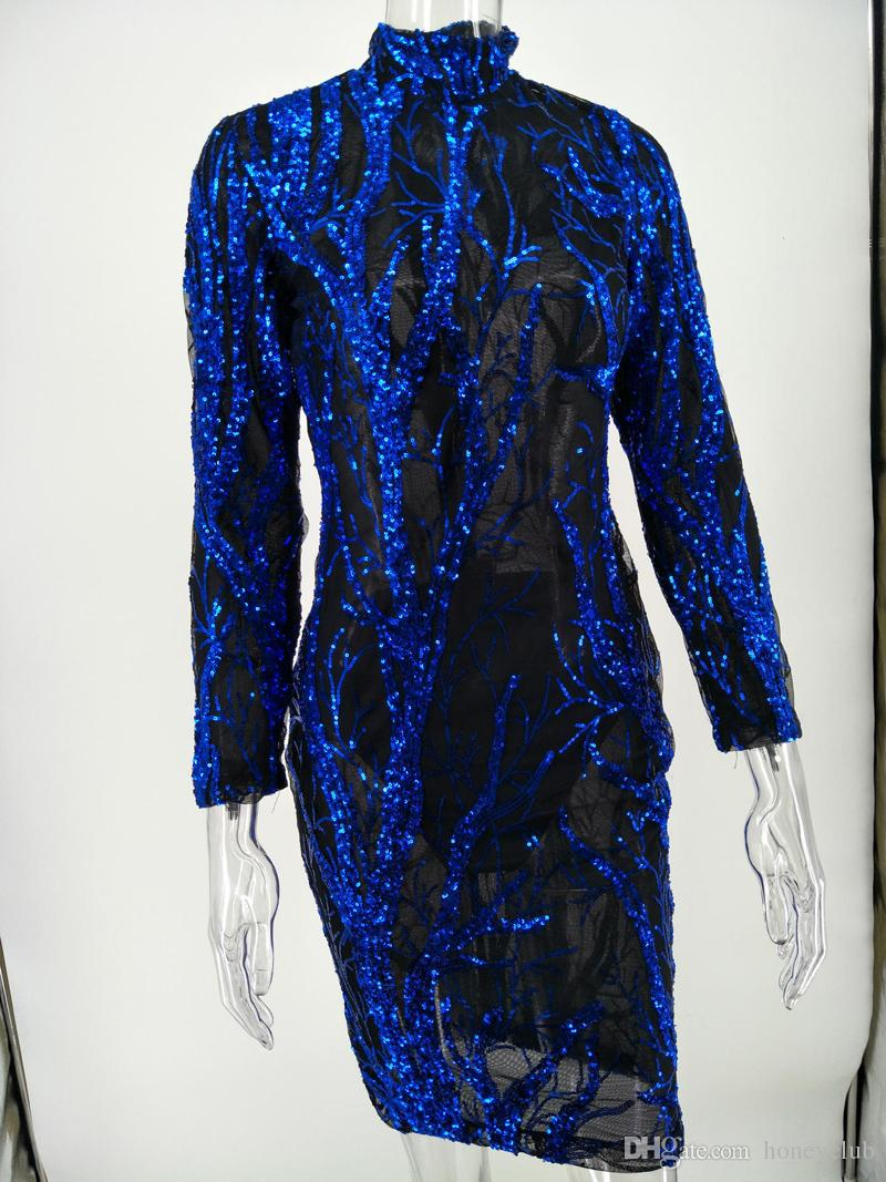 sequined dresses
