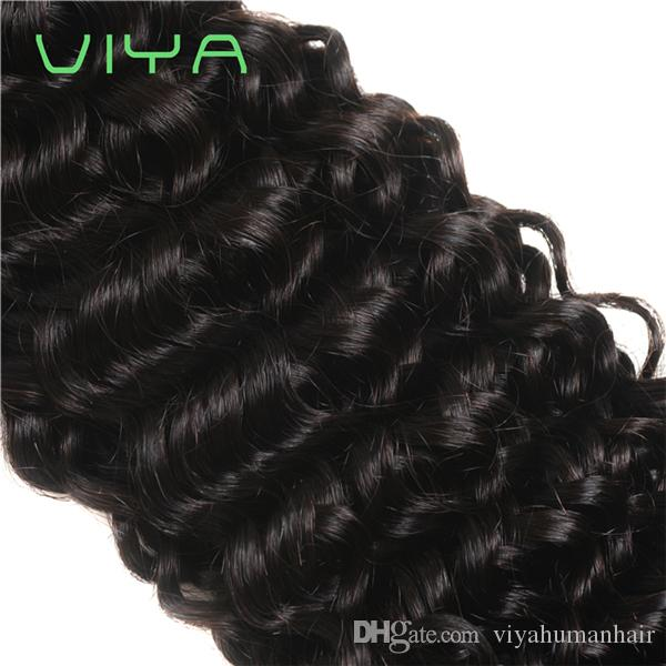 9a Virgin Hair Curly Gold Suppliers Natural Color Indian Remy Virgin Human Hair Curly Wave 100% Human Remy Hair Extension