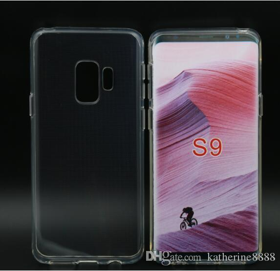 samsung galaxy s9 case transparent