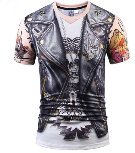 New Arrival Men Women Classic Anime Skull Unisex 3D Printed T-shirt Sleeve  Summer Fashion Style Hip Hop Casual T-shirt S-XXXXXXL U63 Men Women T-shirt  Skull ... e2bf8f2d9422