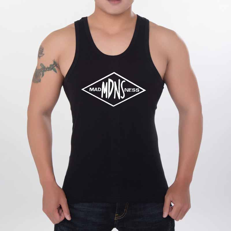 ac1d2ae1008cc 2019 Mens Bodybuilding Clothing Stringers Golds Gyms Tank Top Singlet Fitness  Vest Brands Muscle Shirt Male Sportwear Undershirt From Eventswedding