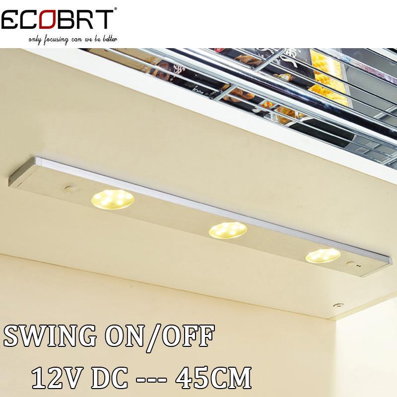 Grosshandel Moderne 45 Cm Lange Aluminium Linear 12v Led Bar Licht Ir
