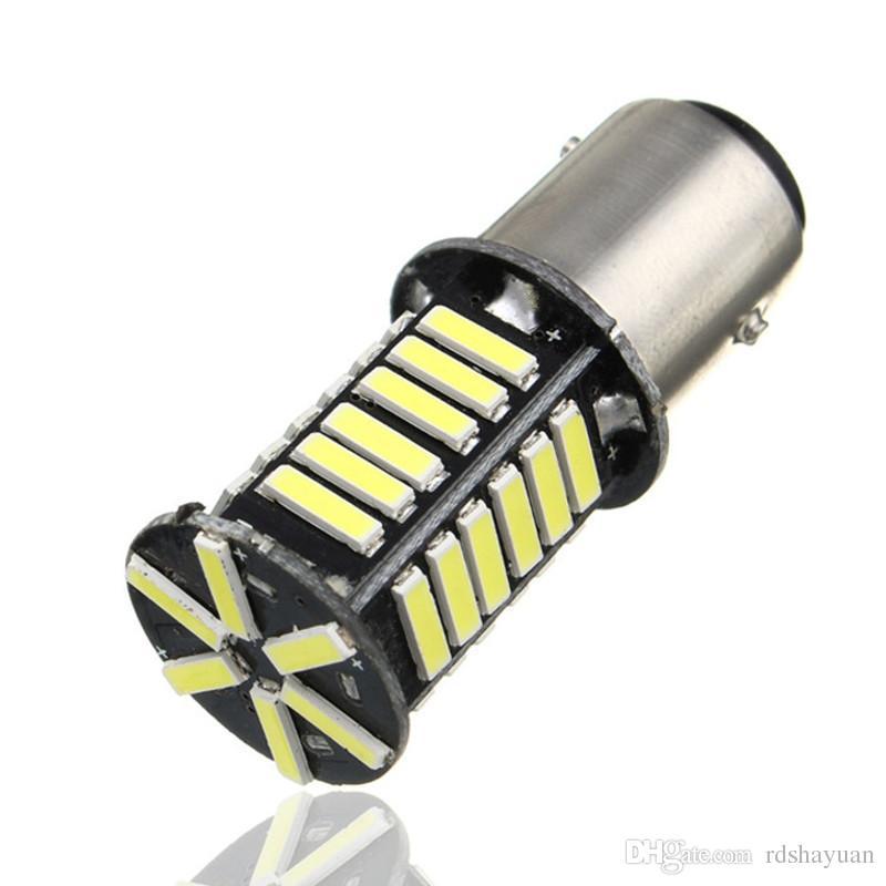 2 pz 1157 BAY15D 7014 36 SMD 36LEDs LED Auto Car Segnale Reverse Led Luci Girare Parcheggio Combo Freno Posteriore Stop Lampadina 12 V