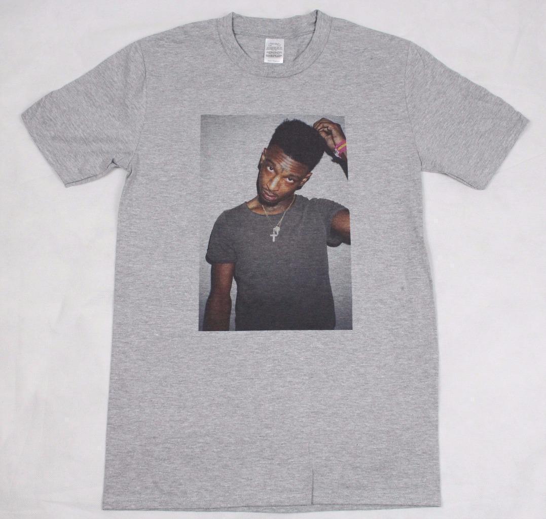 Grosshandel 21 Savage Grey T Shirt S Xxxl Ist Ein Lustiger Rap Hiphop