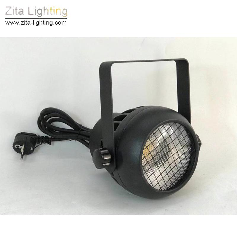 Zita Lighting LED Mini Par Cans COB Stage Lighting 60W Sound DMX 2IN1 Light Beam Wall Washer DJ Disco Party Theater Atmosphere Effect