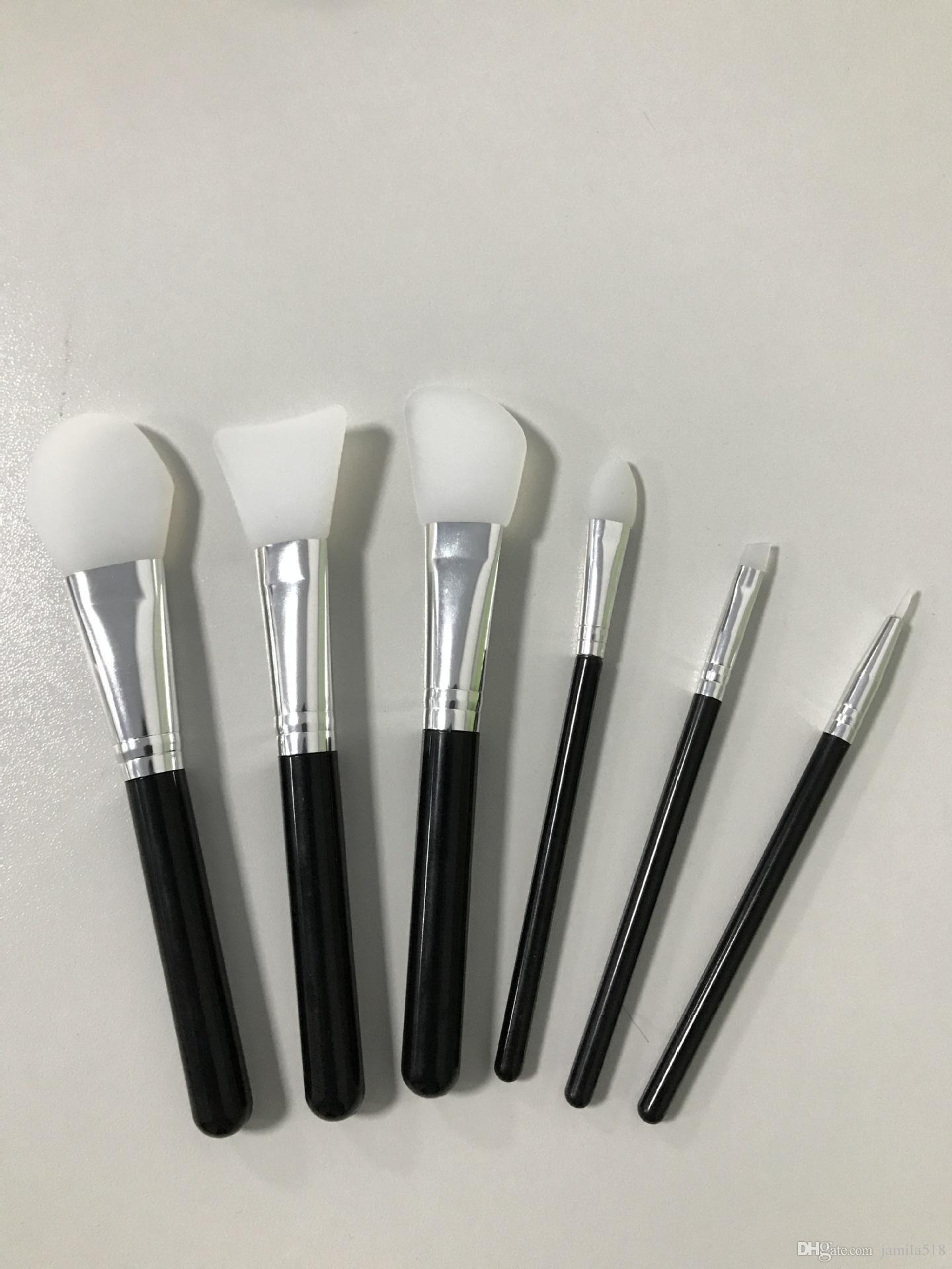 Makeup Brushes Facial Mud Mask BrushSilica Mask Brush Cosmetic Beauty Tools Maquiagem Applicator Makeup Tools Cheap Makeup Brushes From Jamilakang, ...