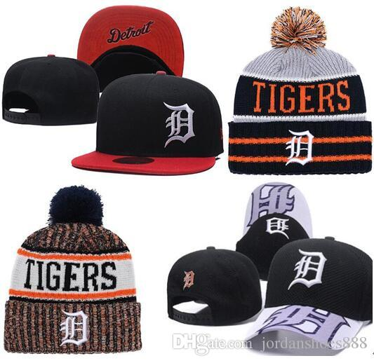 a3fb963234b 2019 Tigers Hat Snapback Cap Champions Tigers Beanie All Teams Men Women  Knitted Beanies Wool Hat Knit Bonnet Beanie Gorro Winter Warm Cap Mens Hats  ...
