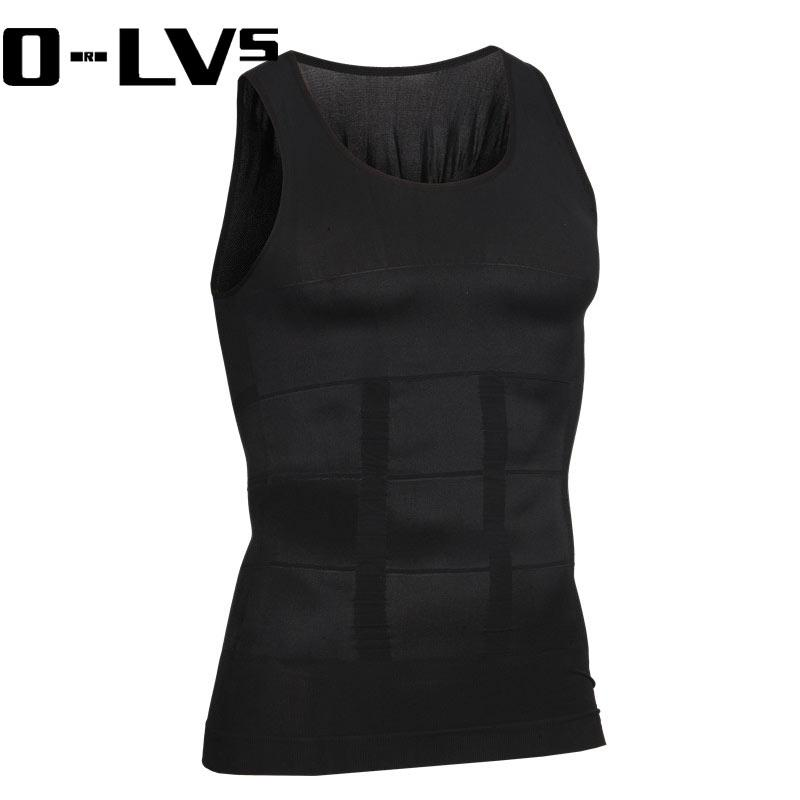 d6c15e2894ba7 Hot CMENIN Men Corset Body Slimming Tummy Shaper Vest Belly Waist Girdle  Shirt Black Shapewear Underwear Waist Girdle Shirts S01 Shapers Cheap Shapers  Hot ...
