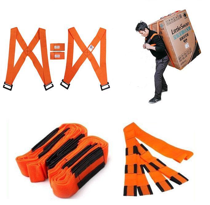 Großhandel Hebe Beweglicher Bügel Möbel Transport Gurt Schulter