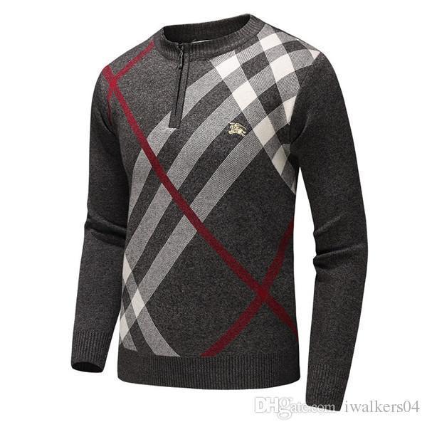 Cheap Luxury Sweaters Men Best Knitwear Cute Sweaters