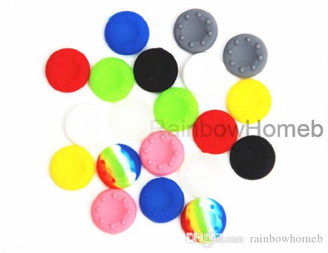 Cat Claw Rubber Silicone Thumb Stick Grips Cap Thumbstick Grip For PS3 PS4 Xbox ONE 360 Controller Joystick Protective Case Antislip Sample