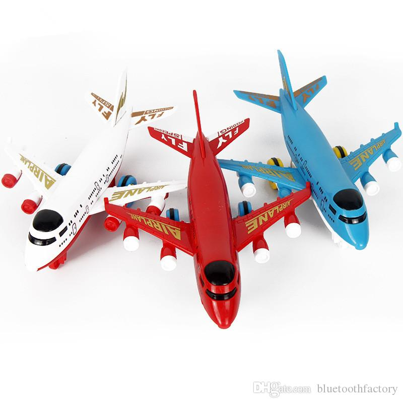 Children Toys 12 in One Gift Box Pull Back Toy Airplane ...