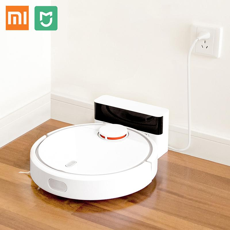 Xiaomi Mi Mijia Robot Vacuum Cleaner Wifi App Control and Auto Charge Mijia  Sweeping robot for Smart Home