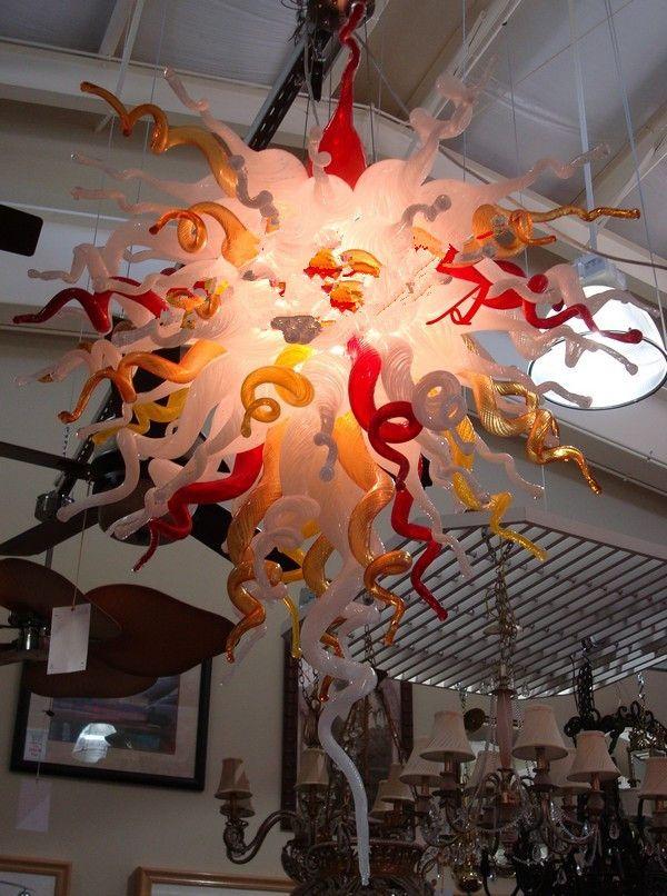 Hochwertig Großhandel Klassische Murano Glas Pendelleuchten 110 / 220v Ac Led Murano  Art Abgehängte Decke Kronleuchter Leuchten Von Elegantart228, $904.53 Auf  De.