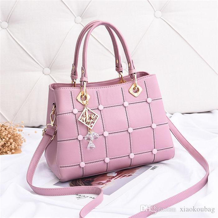 Korean Fashion Designer Handbags Women Leather Shoulder Bag For Women  Casual Womens Crossbody 2080 Bags Store Wholesale Handbags Cheap Handbags  From ... 936cd85362