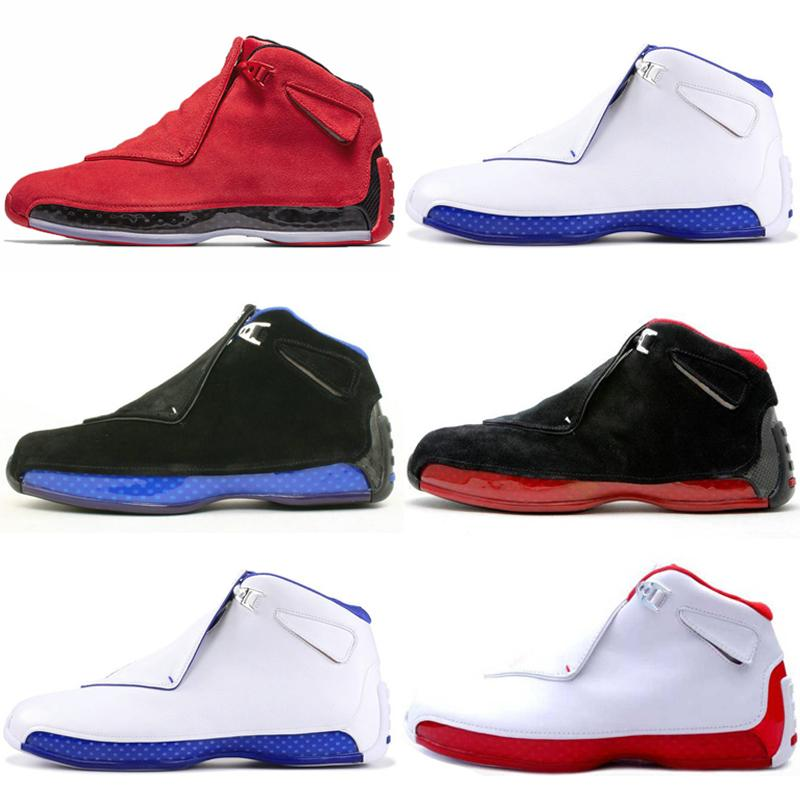 20e558d8ce9101 Hot Sale 18 Mens Basketball Shoes Toro OG ASG Black White Red Bred Royal  Blue Athletic Sports Sneakers Trainers Designer Shoes For Men Athletic Shoes  From ...