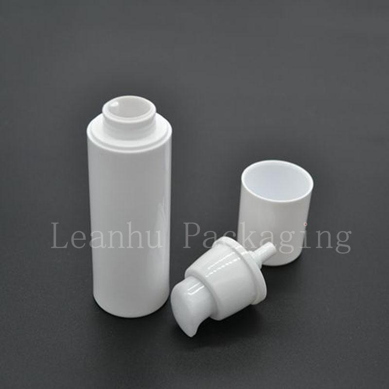 15ml 30ml 50ml white airless bottles (4)