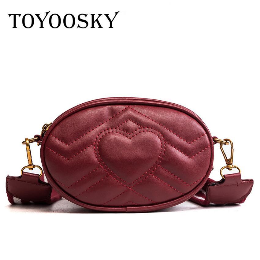 Bauchtaschen Modestil Kette Schulter Taille Taschen Fanny Packs Frauen Pu Leder Crossbody Brust Taschen FüR Schnellen Versand Gepäck & Taschen