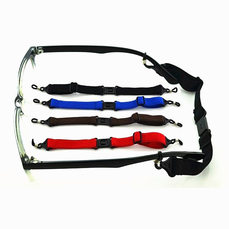 aefd9c71021f High Quality Casual Sport Eyeglass Rope Sunglasses Cloth Neck String ...