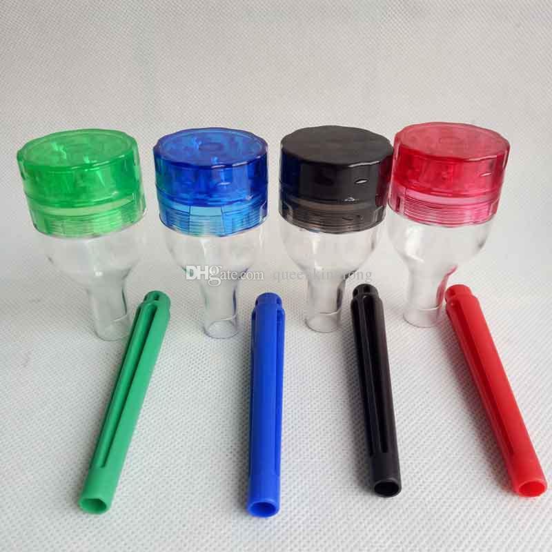 Koni Sanatçı Haddeleme Makinesi Koni Haddeleme Makinesi Filtre Aracı Cihazı Plastik Huni Öğütücü Rulo 4 Renkler Sigara Borular Aracı