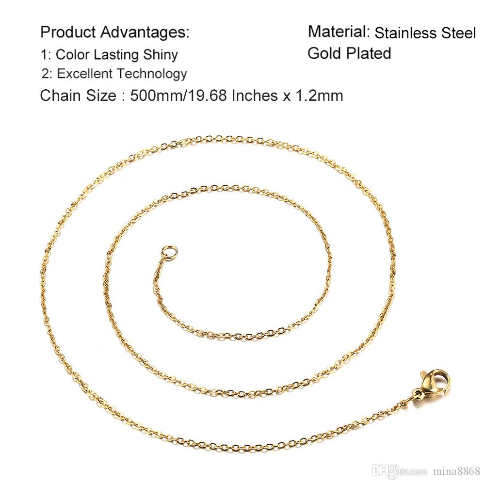 Gold Silver Rhinestone Evil Eye Hamsa Hand Fatima Palm Necklace For Women stainless steel Jewelry Wholesale