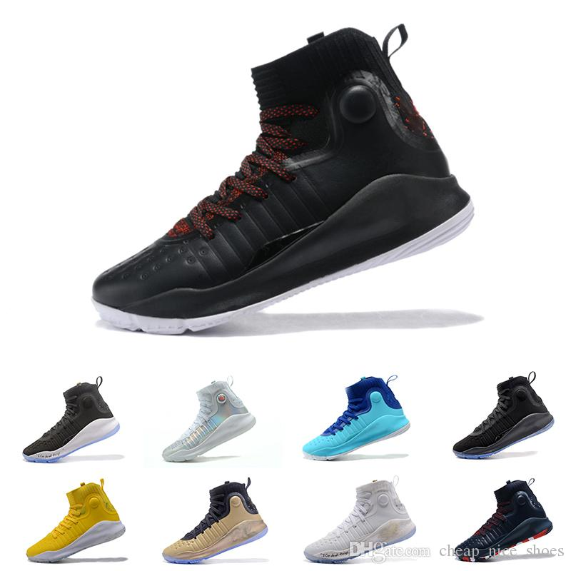 High Quality Curry 4 Championship Black Gold Sport Basketball Shoes Final  Curry4 On Foot Outdoor Athletic Cushion Sneakers Tennis Shoes Shoes Sale  From ... cbc0c7da8