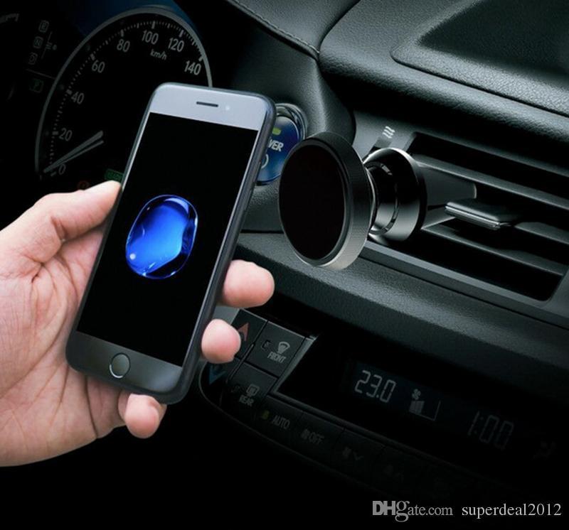 Supporto telefono cellulare universale presa d'aria universale iPhone 8 Plus 8 7 Plus 7