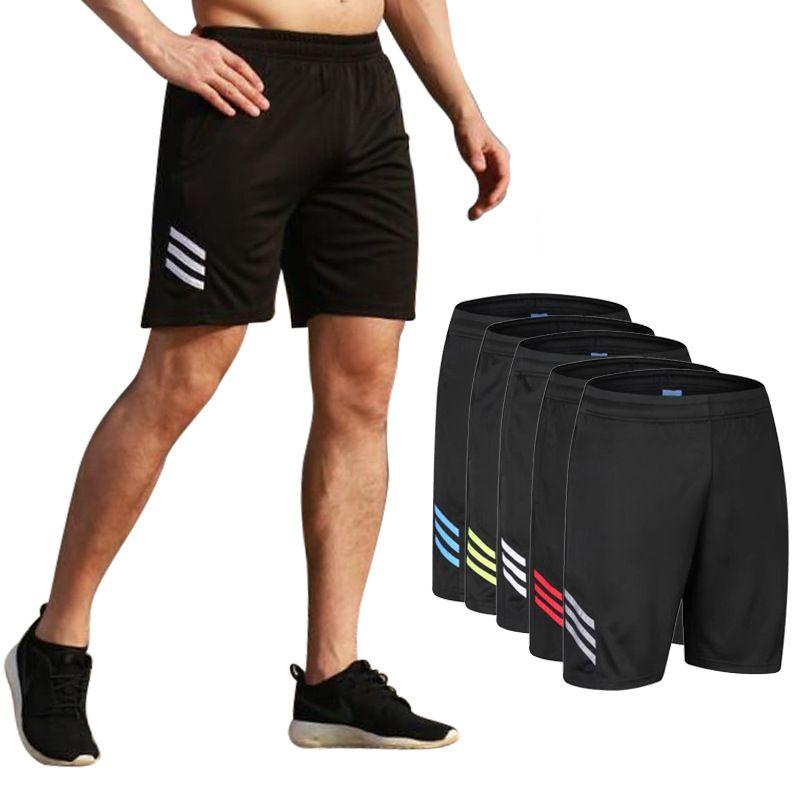 Compre Homens Correndo Calções Calças De Treinamento De Futebol Jogging  Esportes Fitness Caminhadas Tênis De Basquete Calções De Futebol Sweatpants  Zipper ... 1a31263dc668f